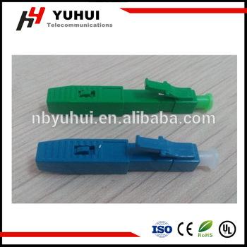LC / APC Snel connector