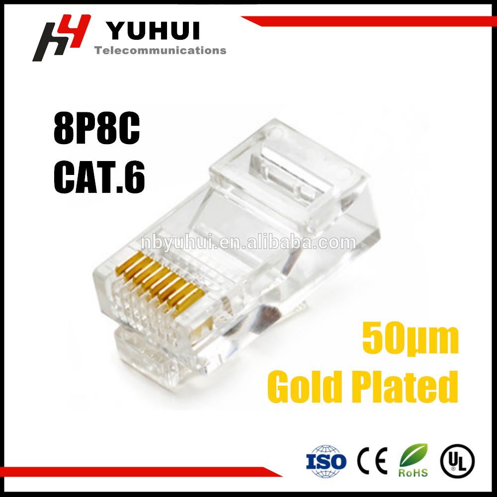 8P8C Plug
