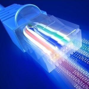 De dingen over de bedrading doos in de netwerk